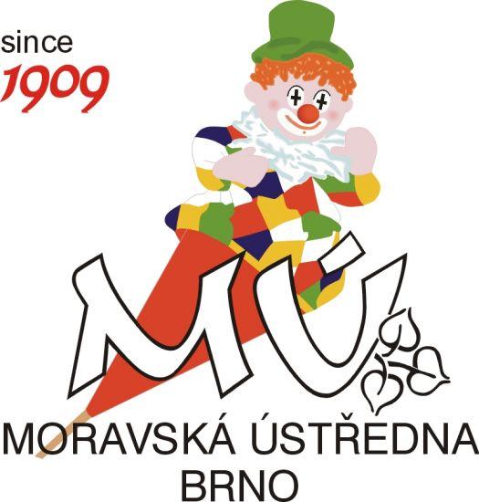 Výsledek obrázku pro Moravská ústředna logo