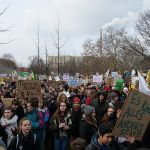 Demonstrace hnutí Fridays For Future v Berlíně. Foto Leonhard Lenz, Wikimedia Commons