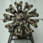 Thomas Bayrle, instalace, fotomontáž, objekty