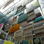 Yan Lei, Limited Art Project, 2011−2012, instalace, malba, olej na plátně